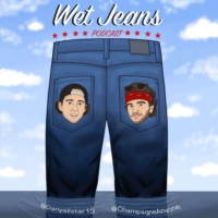 Logo du podcast Wet Jeans Friday Survival Guide