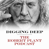 Logo du podcast Digging Deep with Robert Plant