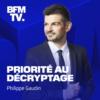 Logo du podcast Priorité au décryptage