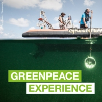 Logo of the podcast Greenpeace Expérience