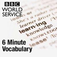 Logo du podcast 6 Minute Vocabulary