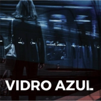 Logo of the podcast Vidro Azul