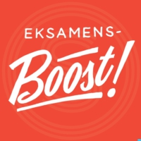 Logo of the podcast Eksamensboost