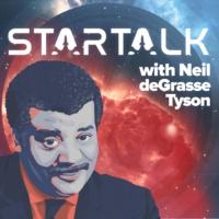 Logo of the podcast StarTalk Radio