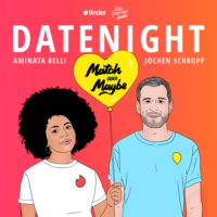 Logo of the podcast Datenight von Andreas & Thomas