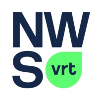 Logo of the podcast VRT NWS podcasts