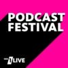 Logo of the podcast 1LIVE Podcastfestival