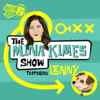 Logo of the podcast The Mina Kimes Show featuring Lenny