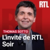 Logo of the podcast L'invité de RTL Soir