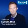 Logo of the podcast Europe Midi - Week-end