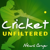 Logo of the podcast Cricket Unfiltered