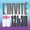 Logo du podcast L'invité du 12h30 - La 1ere