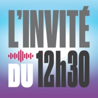 Logo du podcast L'invitée du 12h30 - Marie-Christine Doffey, directrice de la Bibliothèque nationale suisse, en red…
