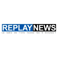 Logo of the podcast Replay News - DIGITAL