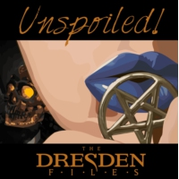 Logo of the podcast UNspoiled! The Dresden Files