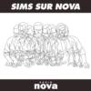 Logo of the podcast SIMS sur Nova