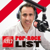 Logo du podcast RTL2 Pop-Rock List du 23 mai 2015