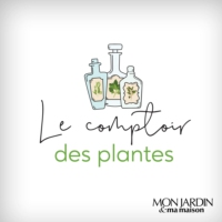 Logo of the podcast Le comptoir des plantes