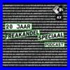 Logo du podcast 20 Jaar Freakandel Speciaal