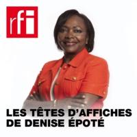 Logo du podcast Les têtes d'affiches de Denise Epoté