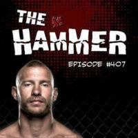 Logo of the podcast The Hammer MMA Radio