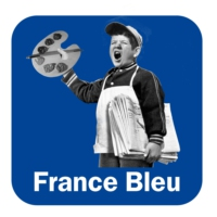 Logo of the podcast La table d'Arthur France Bleu Armorique