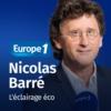 Logo of the podcast L'éclairage éco - Nicolas Barré