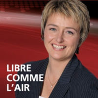 Logo du podcast libre comme l'air 28-08-09
