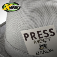 Logo of the podcast X96 Meet the Bands | Yungblud