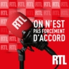 Logo of the podcast On n'est pas forcément d'accord