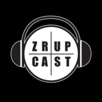 Logo of the podcast ZRUPcast