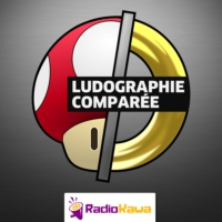 Logo of the podcast Ludographie Comparée
