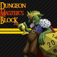 Logo of the podcast Dungeon Master's Block