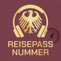 Logo of the podcast Reisepassnummer Premium auf Steady
