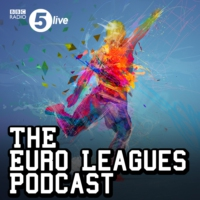 Logo of the podcast Euro Leagues Football Show