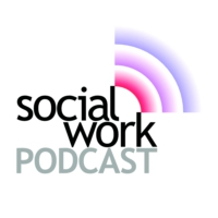 Logo of the podcast The Social Work Podcast