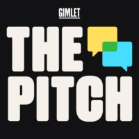 Logo of the podcast The Pitch