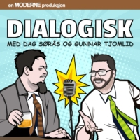 Logo of the podcast Dialogisk