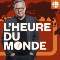 Logo of the podcast L'heure du monde