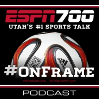 Logo of the podcast #OnFrame