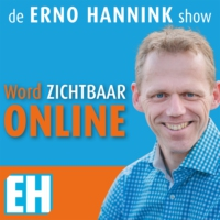 Logo of the podcast Passief inkomen en online workshops mythes – Erno Hannink