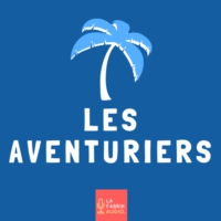 Logo of the podcast LES AVENTURIERS | voyage, expat, road trip, tour du monde