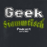 Logo of the podcast Geekstammtisch