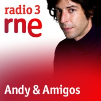Logo of the podcast Andy y amigos - Javier Krahe - 04/12/10