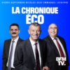 Logo of the podcast La chronique éco de Nicolas Doze