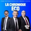 Logo du podcast La chronique éco de Nicolas Doze