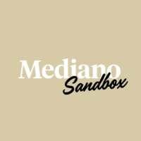Logo du podcast Mediano Sandbox