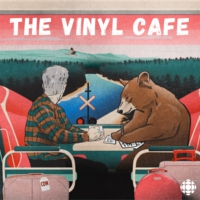 Logo of the podcast Vinyl Cafe - Trailer