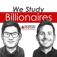 Logo of the podcast We Study Billionaires - The Investor's Podcast Network