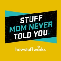 Logo of the podcast Stuff Mom Never Told You